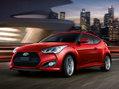 2013 Veloster Brochure (North America)