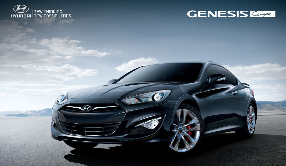 Tbd World Genesis Coupe Launching Brochure
