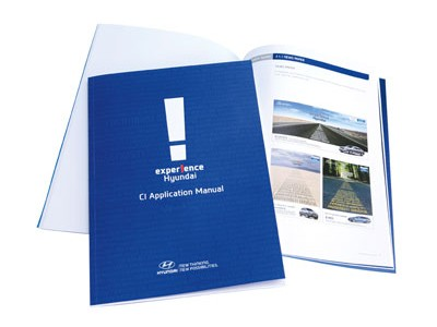 Experience Hyundai CI Application Manual