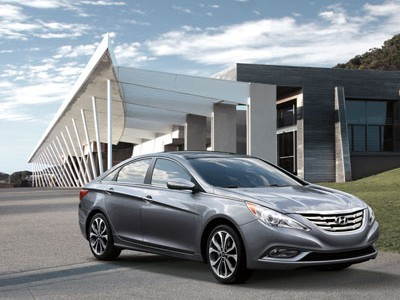 2013 Sonata Brochure (North America)