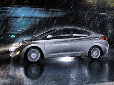 2012 Elantra Brochure (Domestic)