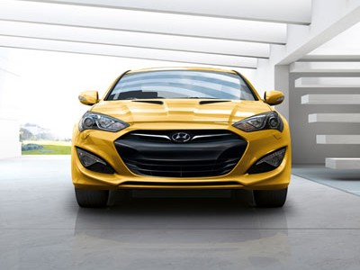 2012 Genesis Coupe Brochure (Domestic)